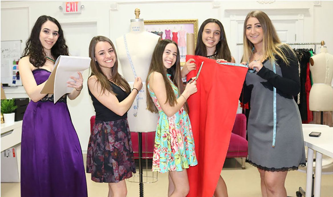 Fashion Classes Camp Nj Nyc Sewing Fashion Design For Kids Teens Adults