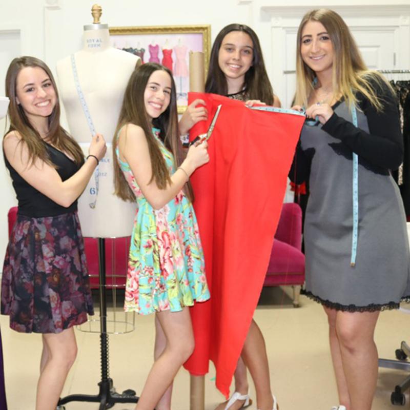 Fashion Runway Teens