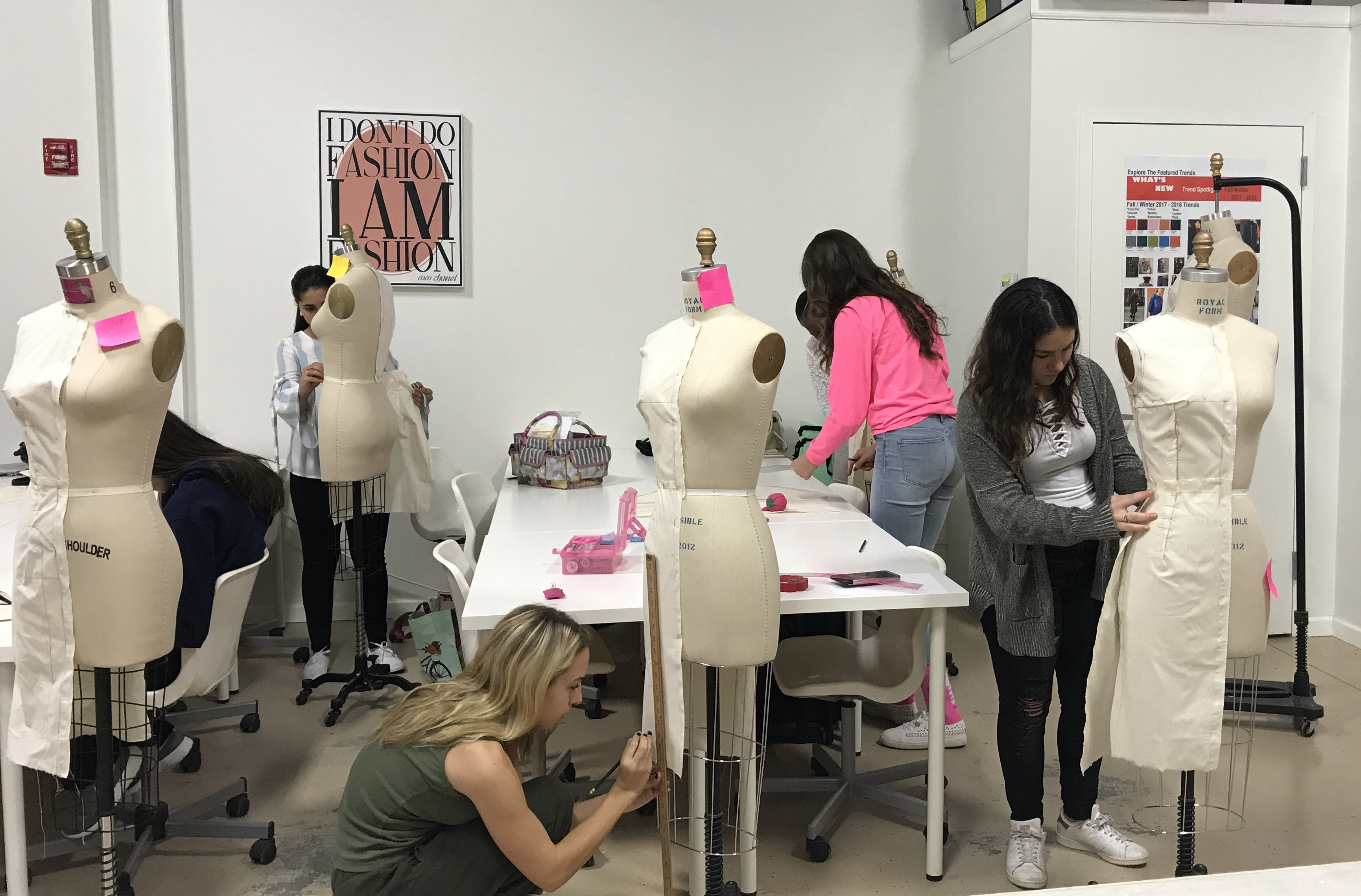 Draping And Fashion Design The Ksof Challenge Ksof Karen S School Of Fashion Sewing And Fashion Design In Ny And Nj