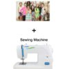 Sewing Class and Sewing Machine Bundle