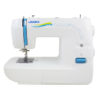 Sewing machine and case bundle juki