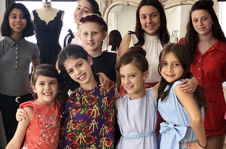 NYC Fashion & Sewing Camp