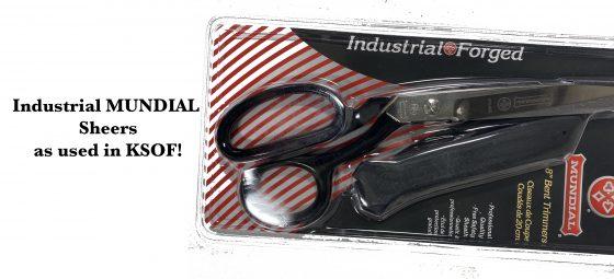 Mundial Fabric Scissors
