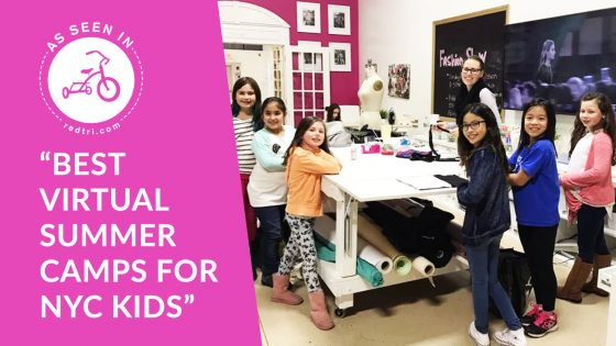 KSOF Named Best Virtual Summer Camps for NYC Kids
